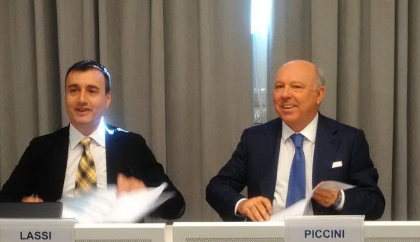 Firma Accordo quadro Rete Imprese Prato e BPVi - 14.02.2017